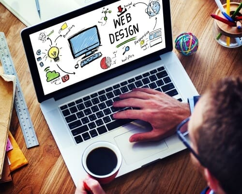 seo optimised website design