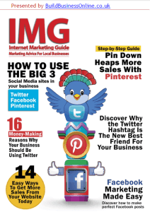 Internet Marketing Guide cover July 2013