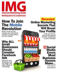 Internet Marketing Guide January 2014 cover