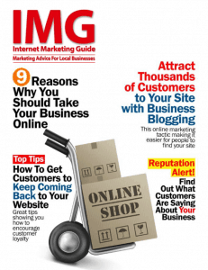 Internet Marketing Guide cover March 2014
